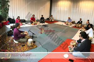 Masterclass by Pt. Anindo Chatterjee 15th October 2016